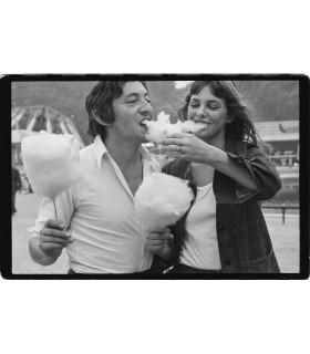 Gainsbourg/Birkin By Tony Frank