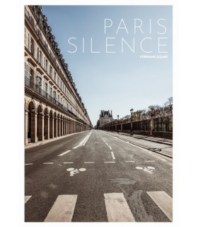 Livre photo Paris Silence par Stéphane Gizard