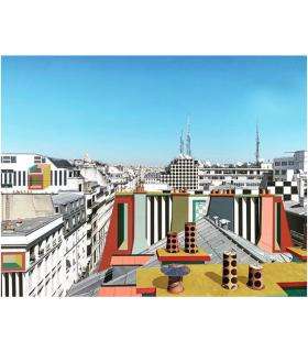 Paris Memphis Sacré Coeur 2020 de Stéphane Franck Berthelot