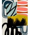 Composition digitale I de Stéphane Franck Berthelot