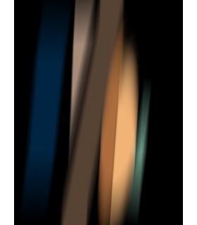Digital drawn NEO NEONS II by Stéphane Franck Berthelot - SfB