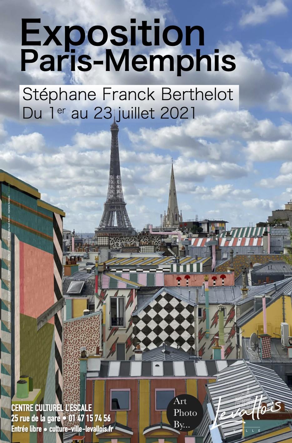 STEPHANE FRANCK BERTHELOT