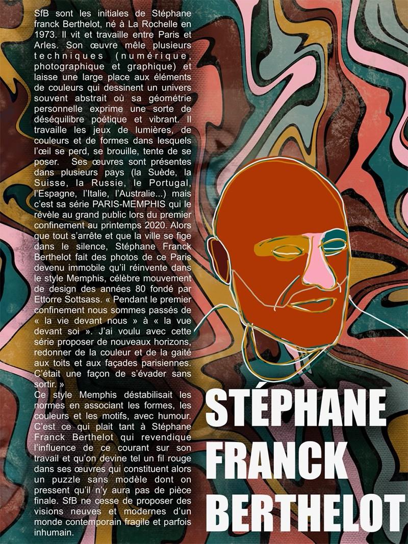 Stéphane Franck berthelot