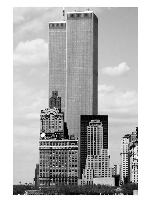 NEW-YORK WORLD TRADE CENTER
